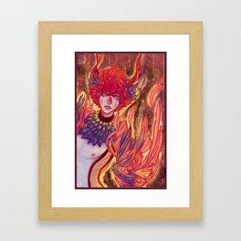 Padei Framed Art Print