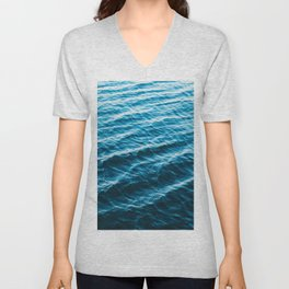 Wanderful Waves Unisex V-Neck
