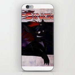 SINGE SERIES cover art iPhone Skin