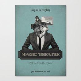 Magic Theatre Canvas Print