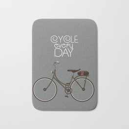Cycle Every Day, Bath Mat
