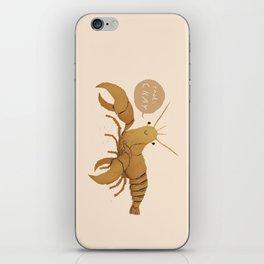 cray iPhone Skin