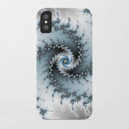 Fractal Vortex iPhone Case