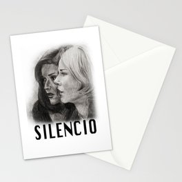 MULHOLLAND DRIVE - BETTY AND RITA Stationery Cards