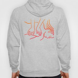 Psychedelic Massage Therapist Hoody