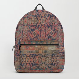 Traditional vibrant rug Backpack