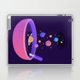Macrocosmic Cereal Laptop & iPad Skin