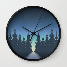 Guide Me Home Wall Clock