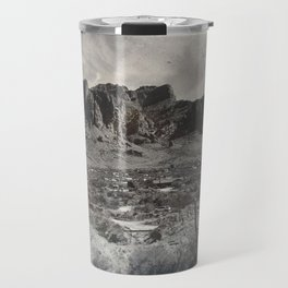 Superstition Mountain - Arizona Desert Travel Mug