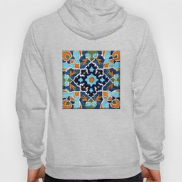 Mediterranean tile Hoody