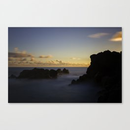 Azores Sunset Canvas Print