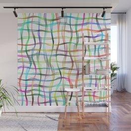 Twists Wall Mural