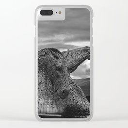 Proud. Clear iPhone Case