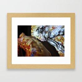 Inner Creation Framed Art Print