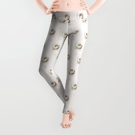 I Donut Know What I'll Do Without You Leggings