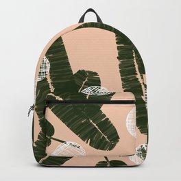 Palms & Dots #society6 #decor #buyart Backpack