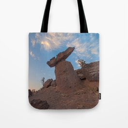 Balancing Rocks Tote Bag