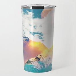 Dreaming Mountains Travel Mug