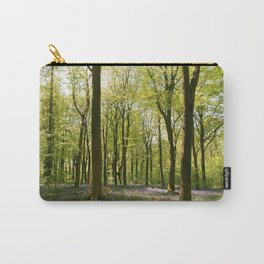 Deep in Micheldever Wood 2 Carry-All Pouch