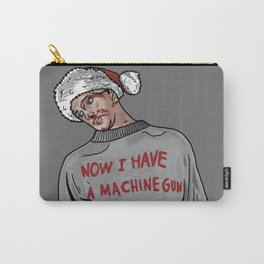 Tony (The Dead Guy In The Elevator In Die Hard) Carry-All Pouch