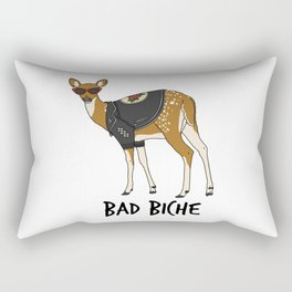 Bad Biche Rectangular Pillow