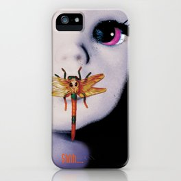 Silence... iPhone Case