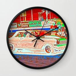 Shoe Box Wall Clock