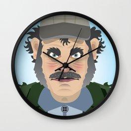 Jaws Quint Wall Clock