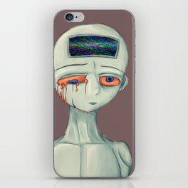 Brain Pain iPhone Skin