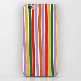 J'y arrive-Getting there- to the sky iPhone Skin