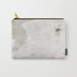 soft grey texture Carry-All Pouch
