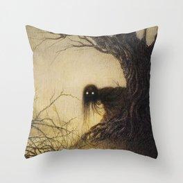 Banshee Throw Pillow