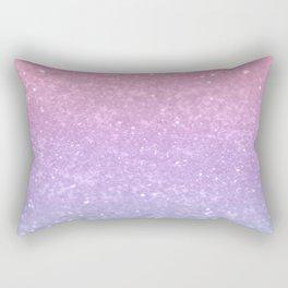 Unicorn Princess Glitter #1 (Photography) #pastel #decor #art #society6 Rectangular Pillow
