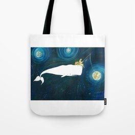 Fishing stars Tote Bag