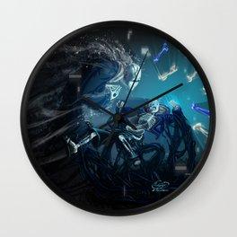 Having a bad time Wall Clock