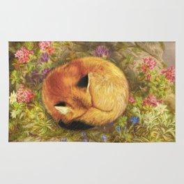 The Cozy Fox Rug