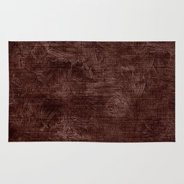 Fudgesickle Oil Painting Color Accent Rug