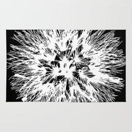 Make A Wish Dandelion Vector In White Rug