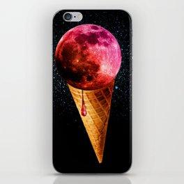 Lick my Moon iPhone Skin
