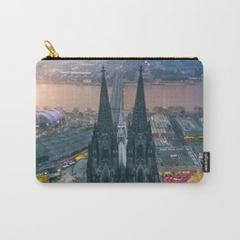 Sunset at the Rhine Carry-All Pouch