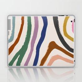 Zébra pop Laptop & iPad Skin