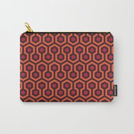 Overlook Hotel Carpet The Shining Carry-All Pouch