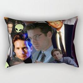 The FBI's Most Unwanted Rectangular Pillow