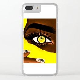 MzSun Clear iPhone Case