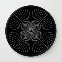 Holy Triangle  Wall Clock
