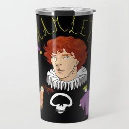 Hamlet - Prince of Denmark Travel Mug