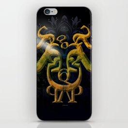 TypoGraphic iPhone Skin