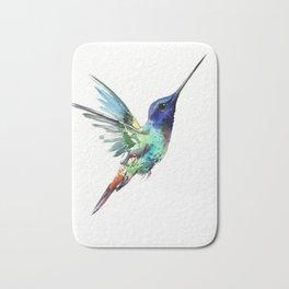 Flying Hummibgbird Bath Mat
