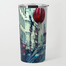 Chinatown Taxi Travel Mug