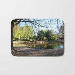 Muscogee (Creek) Nation - HonorHeights Park Azalea Festival, Duck Pond Bath Mat